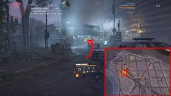 division 2 hunter locations lion eyes gas station