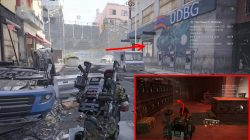 division 2 hunter spawn civic center laundromat