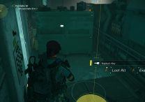 division 2 kajika's key secret room location pathway park