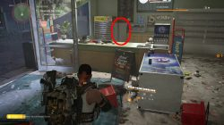 division 2 lion eyes hunter angel mask location
