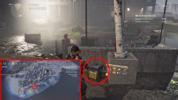 division 2 ny hunter locations memorial plaza flag puzzle