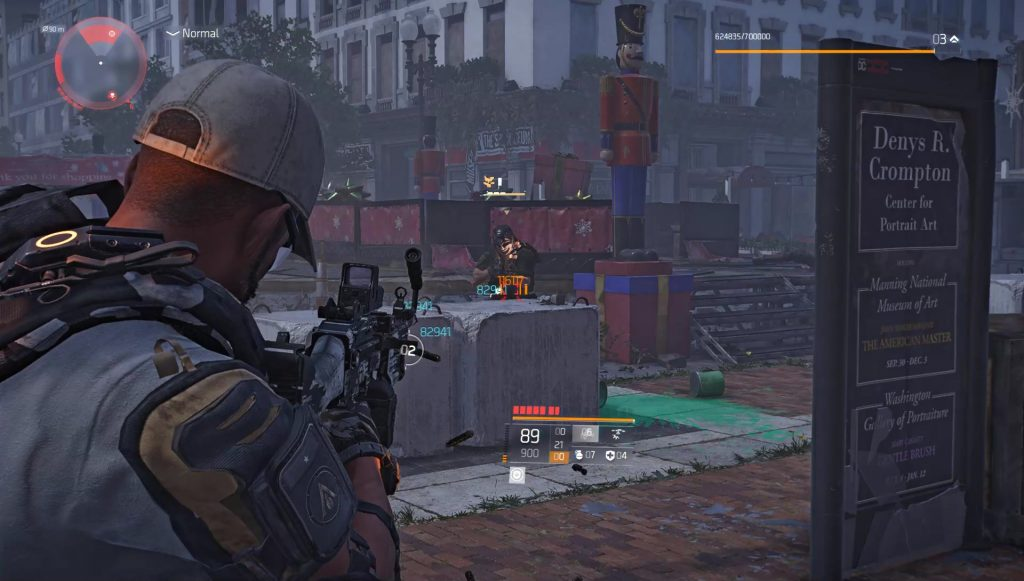 division 2 washington dc hunters locations guide