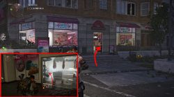 division 2 washington hunter locations lion eyes item