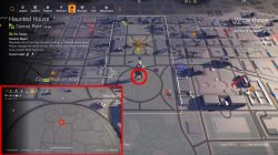 division 2 where to find hunters washington dc