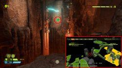 doom eternal collectible locations exulta lava tunnel