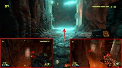 doom eternal collectible locations mission 2 lava tunnel