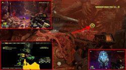 doom eternal crystal collectible mission 2 exulta