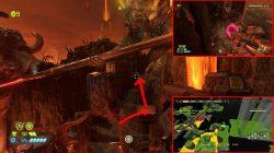 doom eternal exulta secret encounter location
