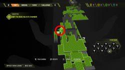 doom eternal mission 1 secret locations