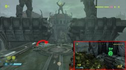 doom eternal mission 2 collectibles secrets locations exultia