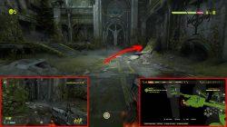 doom eternal mission 2 secret area