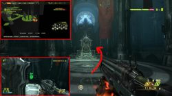 doom eternal mission 2 throne room collectible