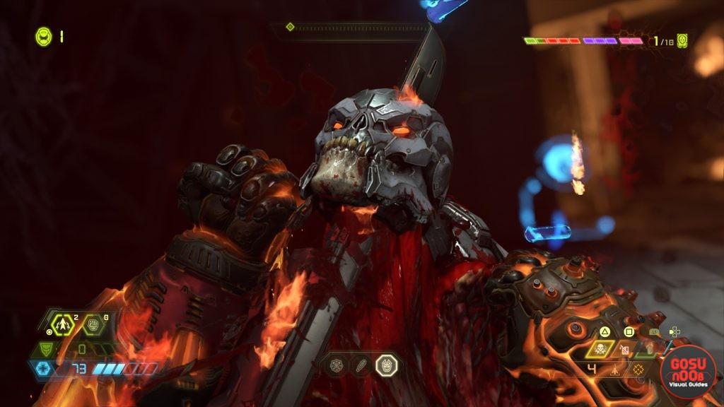 doom eternal review gore-2