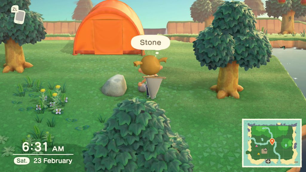 how to get iron nuggets clay stone animal crossing new horizons