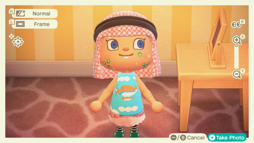 How To Make Face Paint Tattoos In Animal Crossing New Horizons