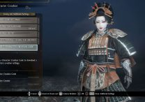 how to transfer character from last chance trial open beta to nioh 2
