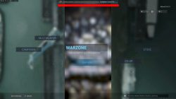 incoming transmission message cod warzone