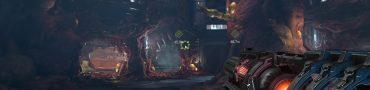 mission 5 super gore nest collectibles secrets locations doom eternal
