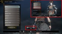 nioh 2 import character from beta or last chance trial