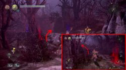 nioh 2 kodama forest veiled in darkness sub mission