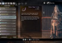 nioh 2 locks of hair locations onmyo mage samurai ninja