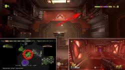 slayer key location doom eternal mars core mission 7