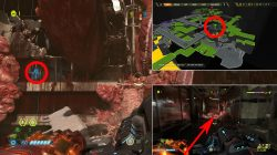 super gore nest doom eternal mission 5 slayer key where to find