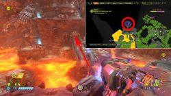 super gore nest doom eternal where to find slayer gate mission 5