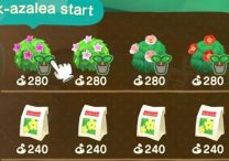 Animal Crossing New Horizons Shrubs - Bushes