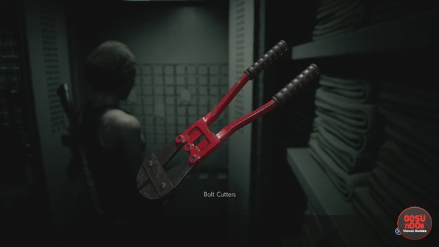 Bolt Cutters Location in Resident Evil 3 Remake