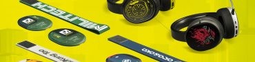 Cyberpunk 2077 SteelSeries Limited-Edition Headset Collection Revealed