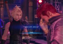 FF7 Remake Agree with Johnny - Yeah or No