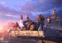 Final Fantasy 7 Remake PS4 Themes