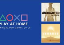 Uncharted Nathan Drake Collection & Journey Free on PlayStation 4