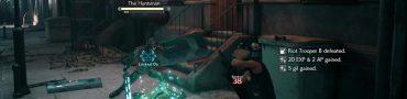 how to kill huntsman ffvii remake