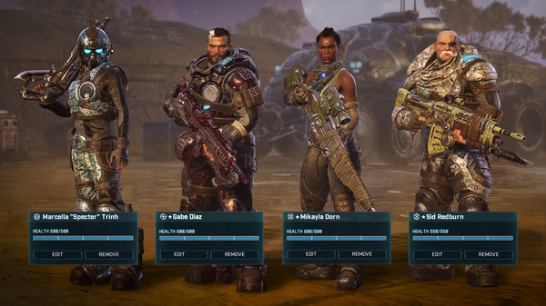 how to play gears tactics for 1 dollar