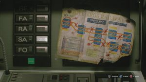 re3 remake subway train route puzzle solution