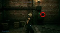 where to find sewer entrance final fantasy vii remake