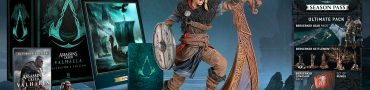Assassin's Creed Valhalla Pre-Order Bonuses & Special Editions