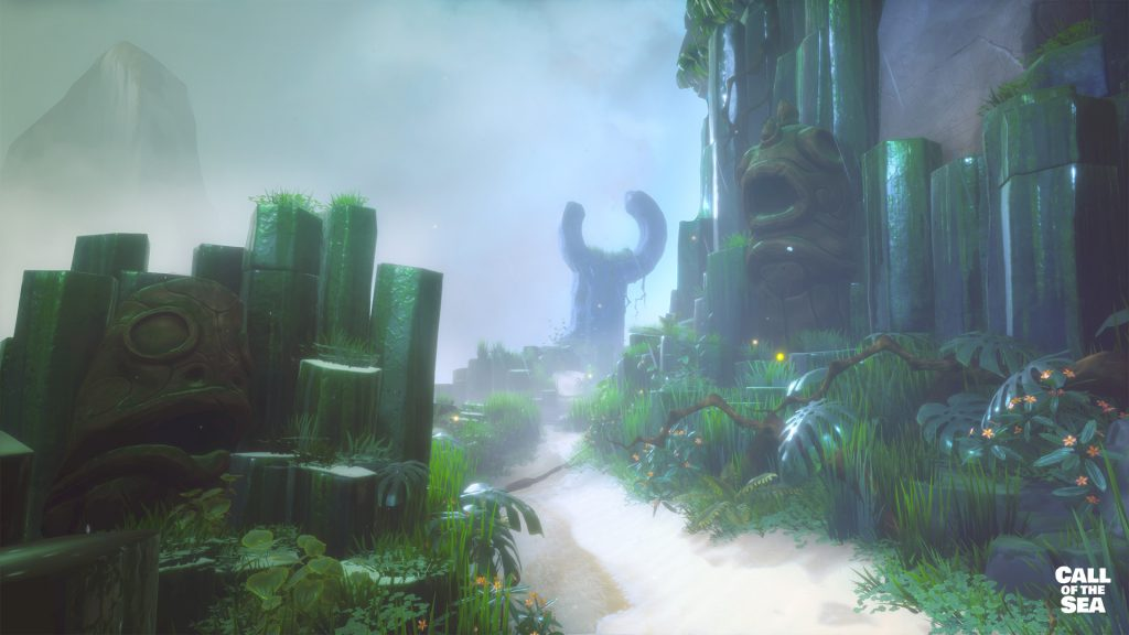 Call of the Sea Reveal Trailer Spotlights Lovecraftian Themes