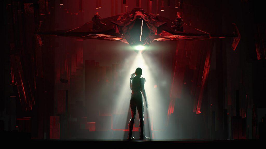 Chorus Announcement Trailer Reveals Dark Moody Sci-Fi Game
