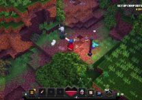 Crossplay in Minecraft Dungeons
