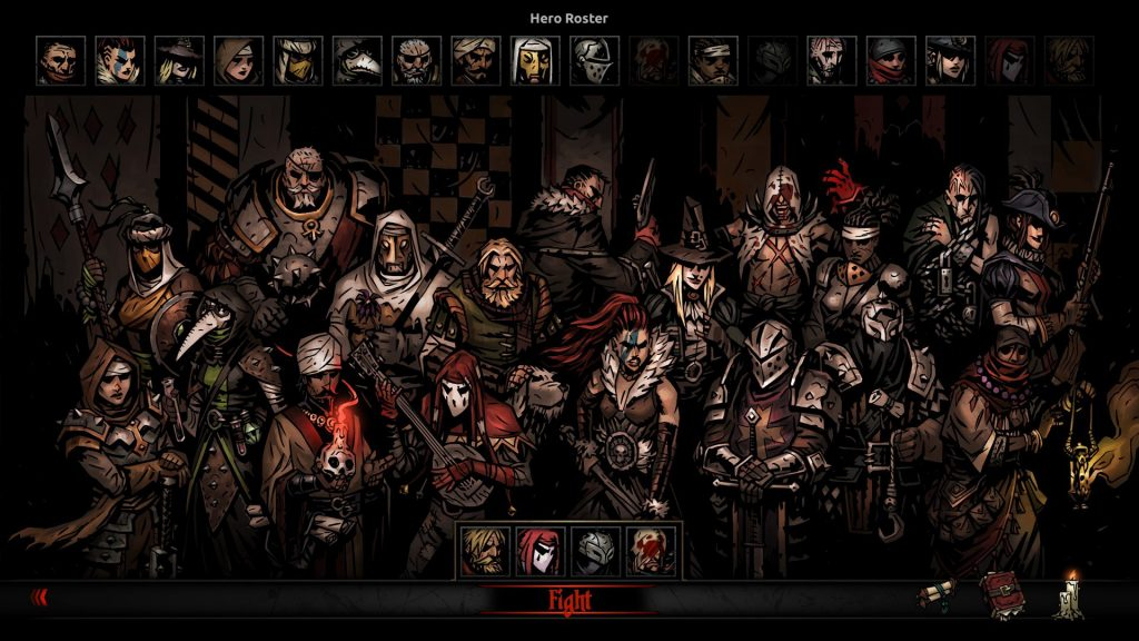 Darkest Dungeon Butcher's Circus Free PvP DLC Released on Steam