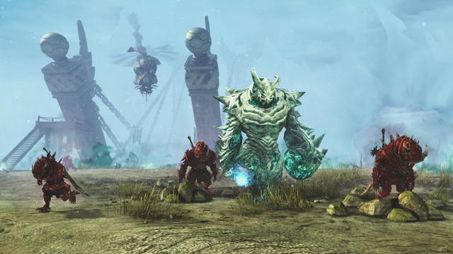 Guild Wars 2 Icebrood Saga Episode 3 No Quarter Announced
