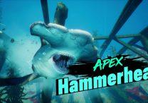 Maneater Apex Predators - Alligator, Barracuda, Great White, Killer Whale