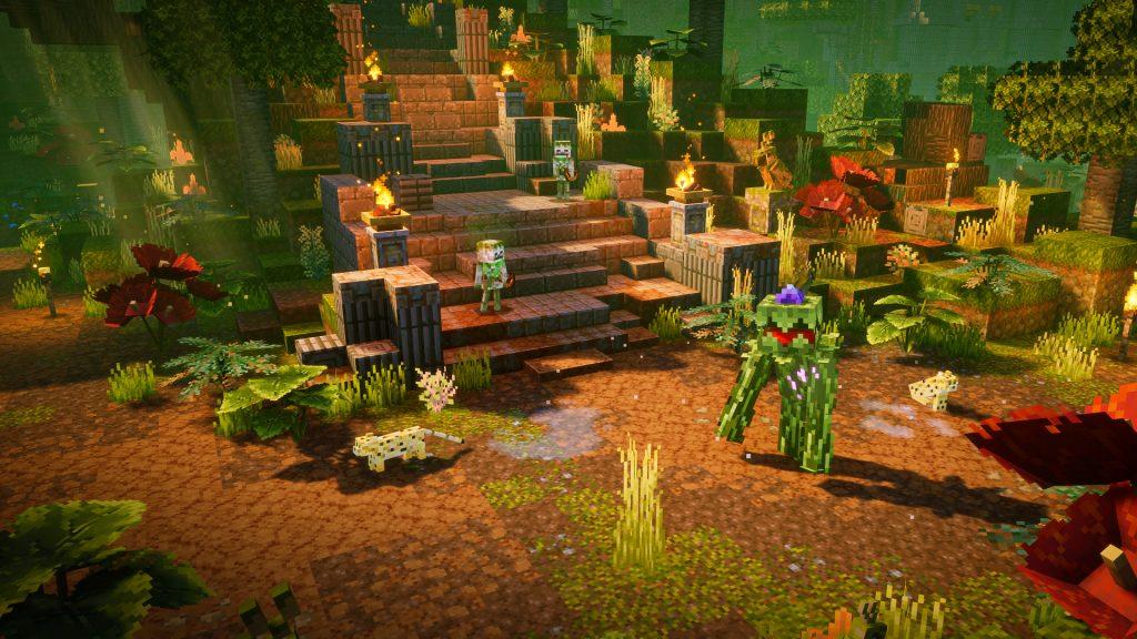 Minecraft Dungeons DLC & Post-Launch Content