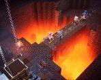 Minecraft Dungeons Jump Across Gaps
