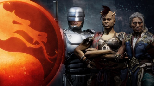 Mortal Kombat 11 Fujin, Sheeva, Robocop Gameplay Trailer Revealed