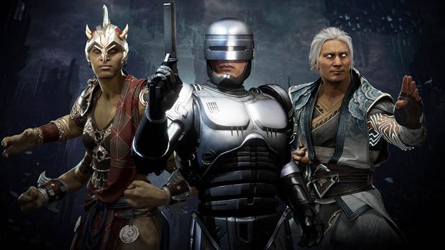 Mortal Kombat 11 RoboCop Brutalities Includes More References