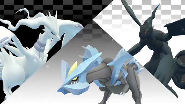 Pokemon Go Reshiram Zekrom & Kyurem Coming to Five-Star Raids
